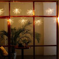 LED firework lights Christmas lights string garden ins decoration lights Firework lights, Type 1