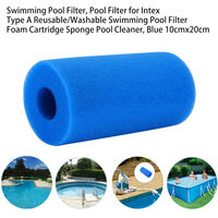 Swimming pool filter, swimming pool clean foam sponge, reusable and washable