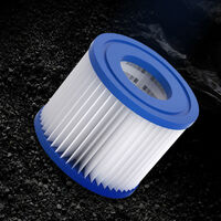 Swimming pool circulating filter water pump, accessory filter element, 80X48X88mm