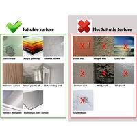 3D Mosaic Wall Sticker Self-adhesive Wallpaper for Kitchen and Bathroom Ceramic Tile Imitation Glass