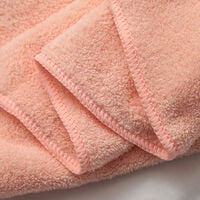 Soft Fluffy Towels Coral Fleece Bathroom Towels Salon Towels Water Absorbent Fast Drying Multipurpose Soft Lint Free Towels for Spa Hotels Home,model:Khaki