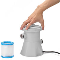 300 Gallon Filter Pump Filter Element Filter Pump Accessories Circulating Filter Pump Filter Cartridge HS-630 Accessory,model:Multicolor
