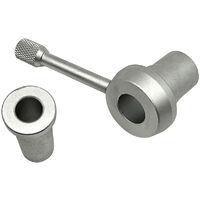 Mini CNC Quick Change Tool Lathe Tool Holder Post Cutter Holder Screw Kit Set Boring Bar Turning Facing Holder Wrench