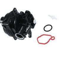 Carburetor Replacement for Briggs & Stratton 300E 450E 08P502 8P502 593261 Carburetor Lawn Mower Vertical Engines,model:Black
