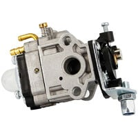 Chainsaw Carburetor, Carb for 33CC 36CC Engine Pole Chainsaw Hedge Trimmer,model:Silver