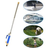 Car High Pressure Power Water Jet Garden Washer Hose Wand Nozzle Sprayer Watering Spray Sprinkler Cleaning Tool