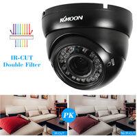 1080P AHD Dome CCTV Camera 2.8~12mm Manual Zoom Varifocal Lens 2.0MP 1/3