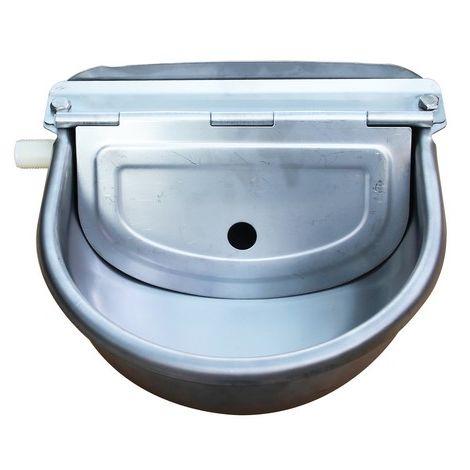 Abreuvoir automatique à niveau constant en inox Désignation : Abreuvoir inox MORIN 290190
