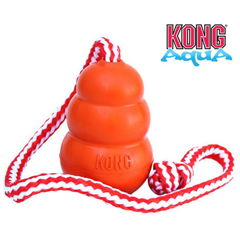 Aqua Kong flottant Désignation : Aqua Kong flottant | Taille : Large Kong Company 106
