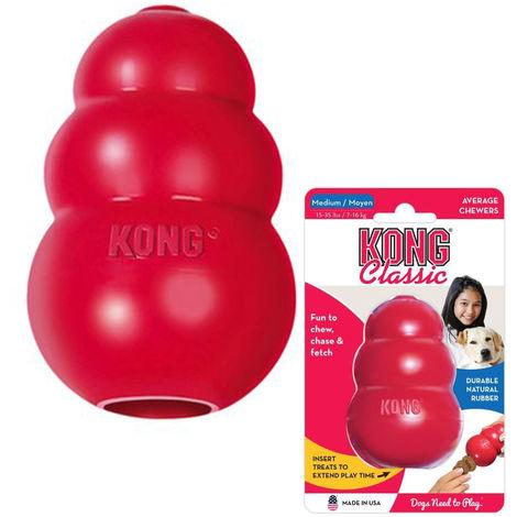 Jouet pour chien Kong Original Désignation : Kong Original | Taille : Small | Type de race : Kong Original Kong Company 99