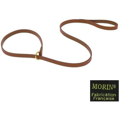 Laisse cuir lasso - Marron pour chiens Désignation : Laisse cuir lasso - Marron   Longueur : 1.50 m   Largeur : Laisse cuir lasso - Marron MORIN 111410