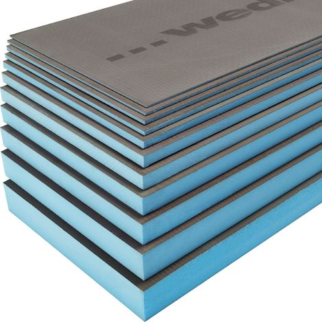 Panneau construction Wedi 2600x600x10 mm