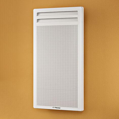Radiateur rayonnant Amadeus 2 vertical 1500W blanc