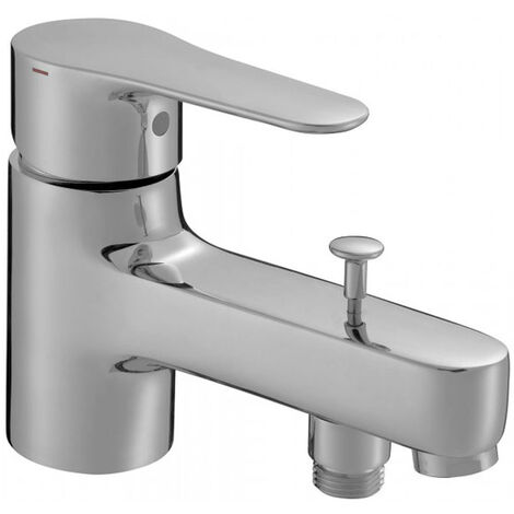 Mitigeur bain/douche 1 trou JULY