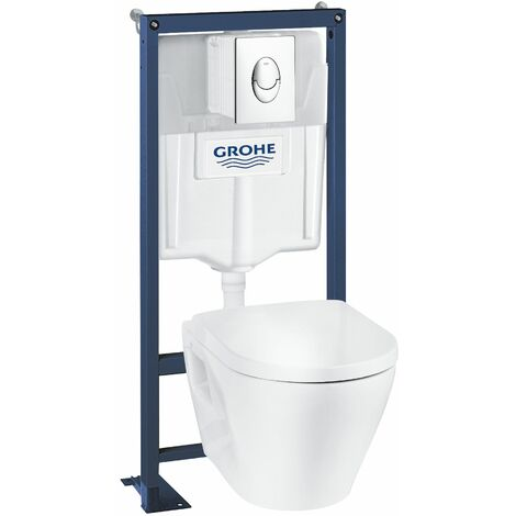 GROHE Pack WC Solido autoportant 39595000