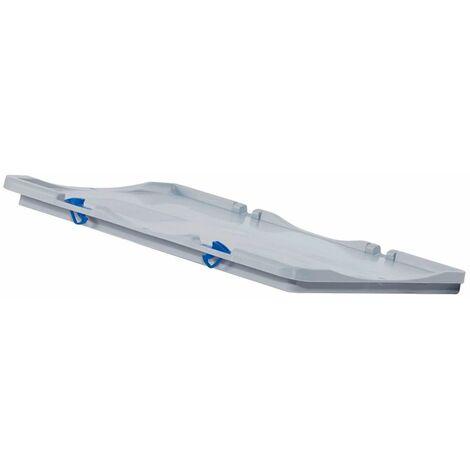Tapa plástica abisagrada serie Basicline 327B47470