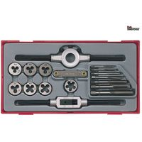 Set of 14 Pieces Hilka 48401402 Tap Die Drill Set