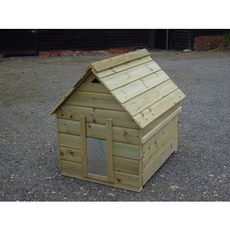Campbell Duck House - up to 15 Ducks