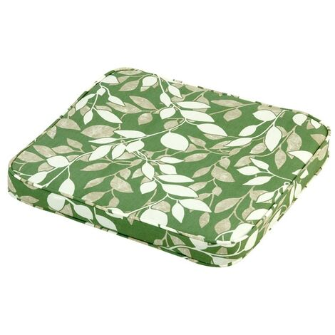 Cotswold Leaf Standard Carver Cushion Outdoor Garden Furniture Cushion