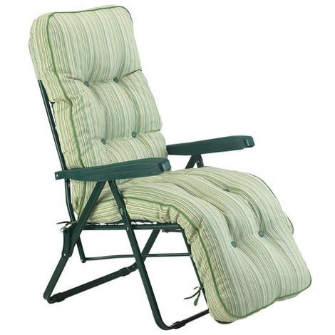 Deluxe Cotswold Stripe Relaxer