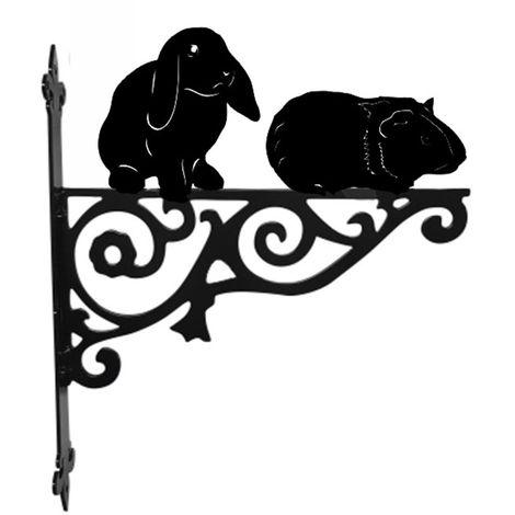 Rabbit And Guinea Pig Hanging Bracket
