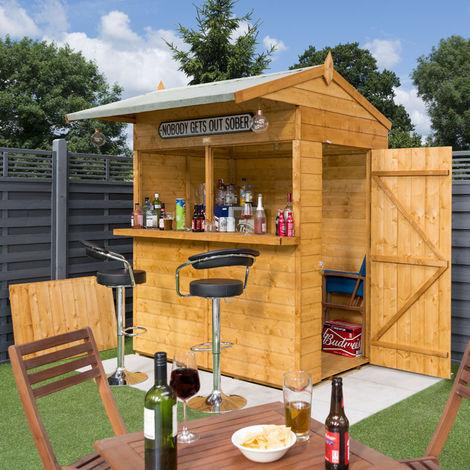 Garden Bar Storage
