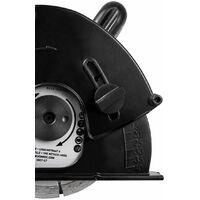 VONROC Rozadora de pared   Fresadora de 1700W - 150mm con discos de diamante y una bolsa para guardar la herramienta