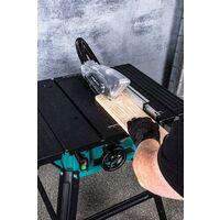 VONROC Sierra de mesa 1500W - 210mm - Incluye hoja de sierra 40T