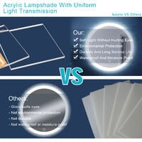 ELEGANT Modern Round Illuminated LED Bathroom Mirror 700 x 700 mmTouch Sensor + Demister