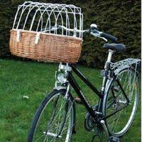 Lisol Parapioggia per cestini da bicicletta per cani XL e XXL