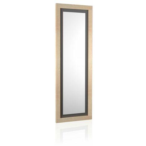 Espejo de pared LaraCambria Claro - Grafito
