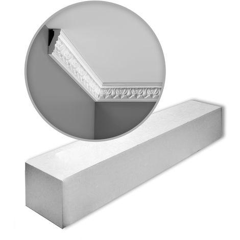 1 Box 20 pieces Cornices Mouldings 40 m Orac Decor C214 LUXXUS