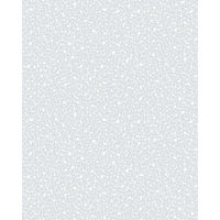 Stone tile wallpaper wall Profhome VD219121-DI hot embossed non-woven wallpaper embossed unicoloured and pearlescent effect white 5.33 m2 (57 ft2)