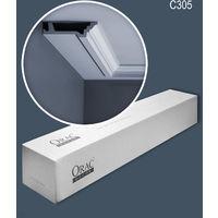 1 Box 8 pieces Cornices Mouldings 16 m Orac Decor C305 LUXXUS