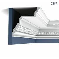 1 Box 12 pieces Cornices Mouldings 24 m Orac Decor C307 LUXXUS
