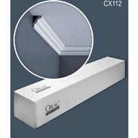 1 Box 36 pieces Cornices Mouldings 72 m Orac Decor CX112 AXXENT