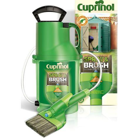 Cuprinol Spray and Brush 2 in 1 Sprayer