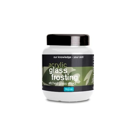 Polyvine - Glass Frosting Varnish -100ML