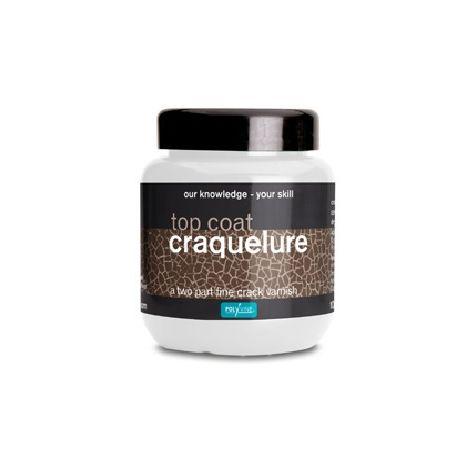 Polyvine - Craquelure Top Coat - 100ML
