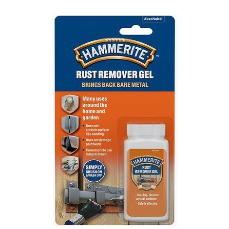 Hammerite - Rust Remover Gel - Blister Pack - 100 ML