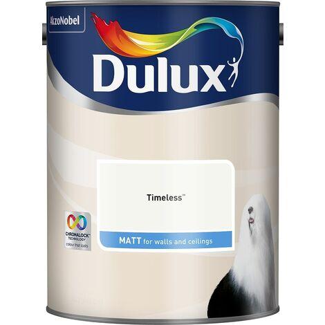 Dulux Retail Matt Paint - Timeless - 5 Litre