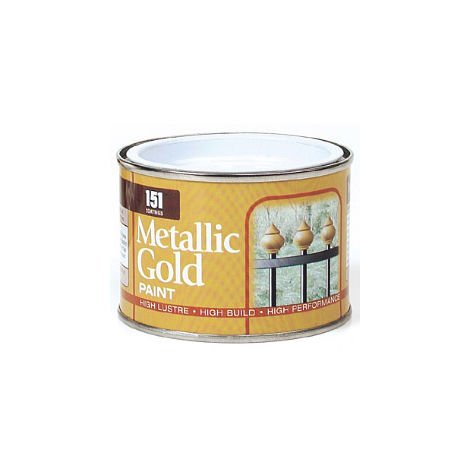 Metallic Gold Paint - 180ml