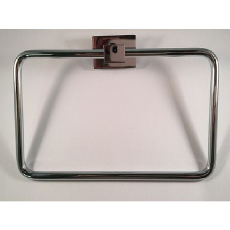 Emerald Chrome Towel Ring Bathroom Accessories Hand Towel Holder Wall Mounted