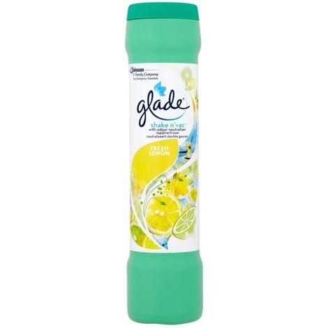 Glade Carpet Shake 'n' Vac 500g Citrus Blossom