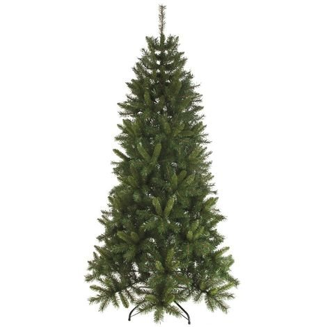 Heartwood Spruce Artificial Christmas Tree - Green - 180cm