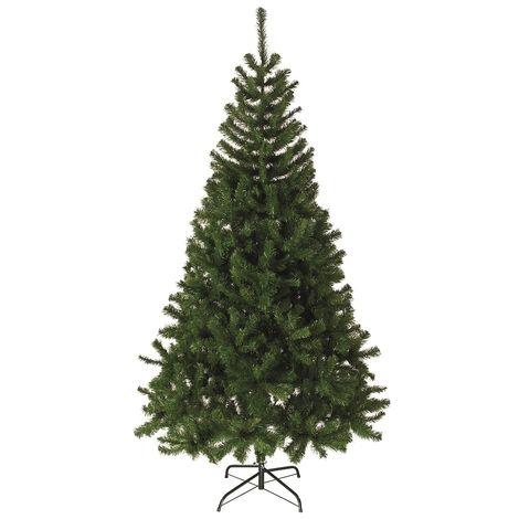Alpine Fir Artificial Christmas Tree - Green - 180cm
