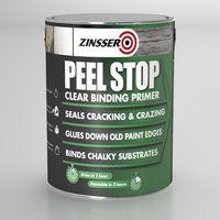 Zinsser Peel Stop Paint - 2.5 Litre