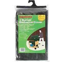 BBQ Cover - For Gas Portable Barbecue Grill Storage - Waterproof UV Treated