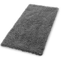 Large Bath Mat - Slate Colour - By Blue Canyon - 100% Cotton