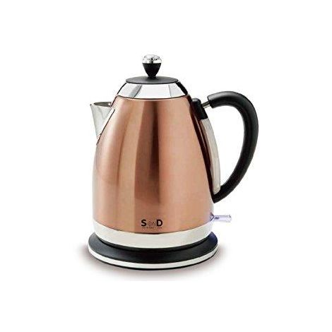 G-0094 Diamond Edition Copper 1.7L Kettle Electric Kettle